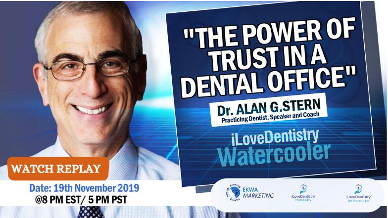 Dr.Alan G.Stern Watercooler