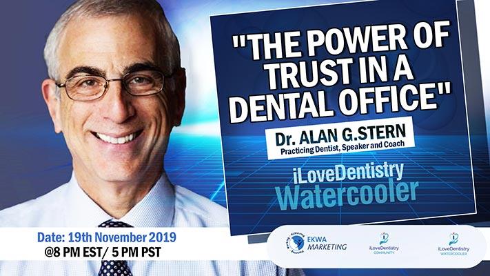 Dr. Alan G. Stern Watercooler Signup