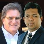 Dr. Paul Henny & Naren Arulrajah
