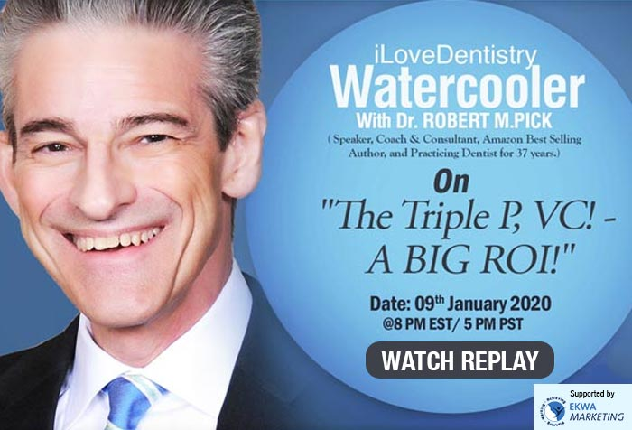 Watercooler Replay - The Triple P, VC! - A BIG ROI!