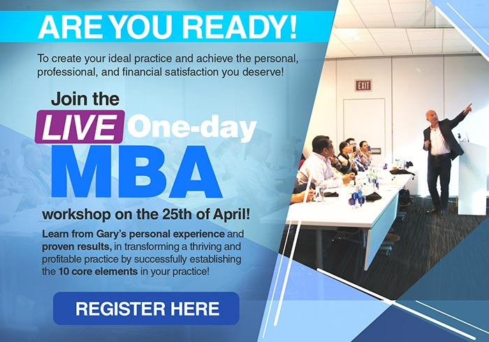 MBA - Live 25th April
