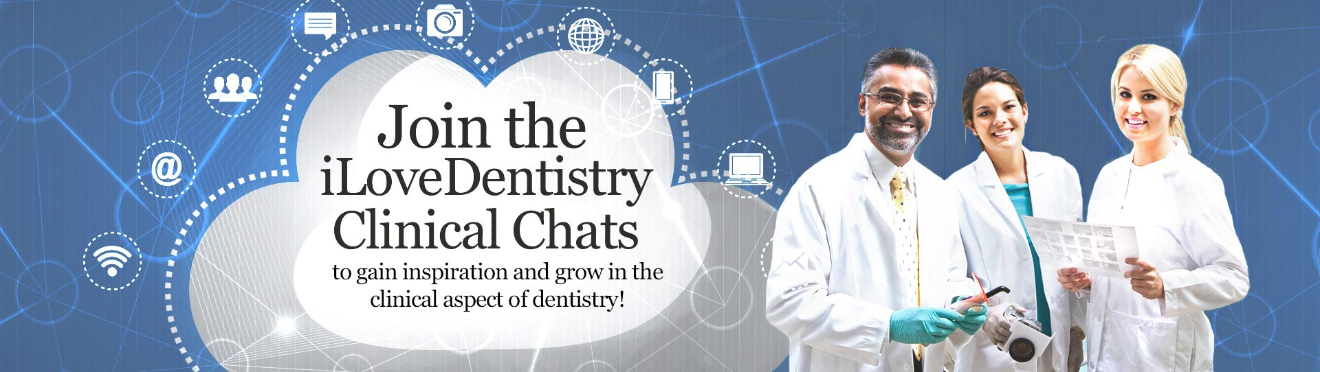 Join iLD Clinical Chats