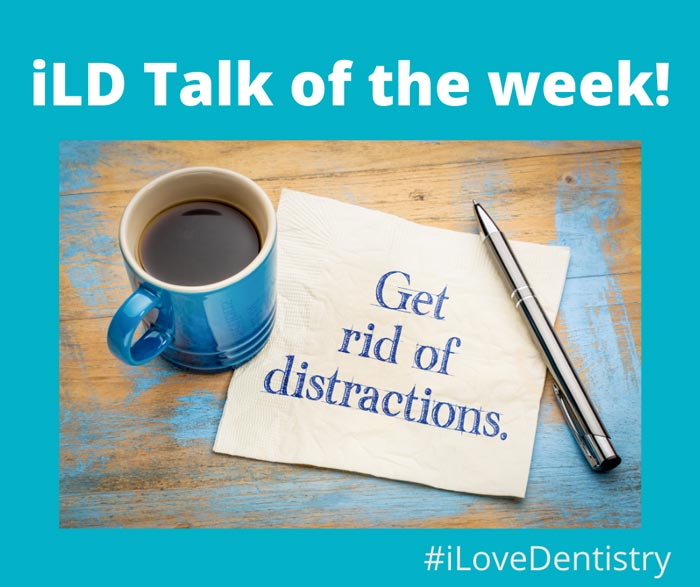 iLD Talk of the Week - October Week 1 and 2