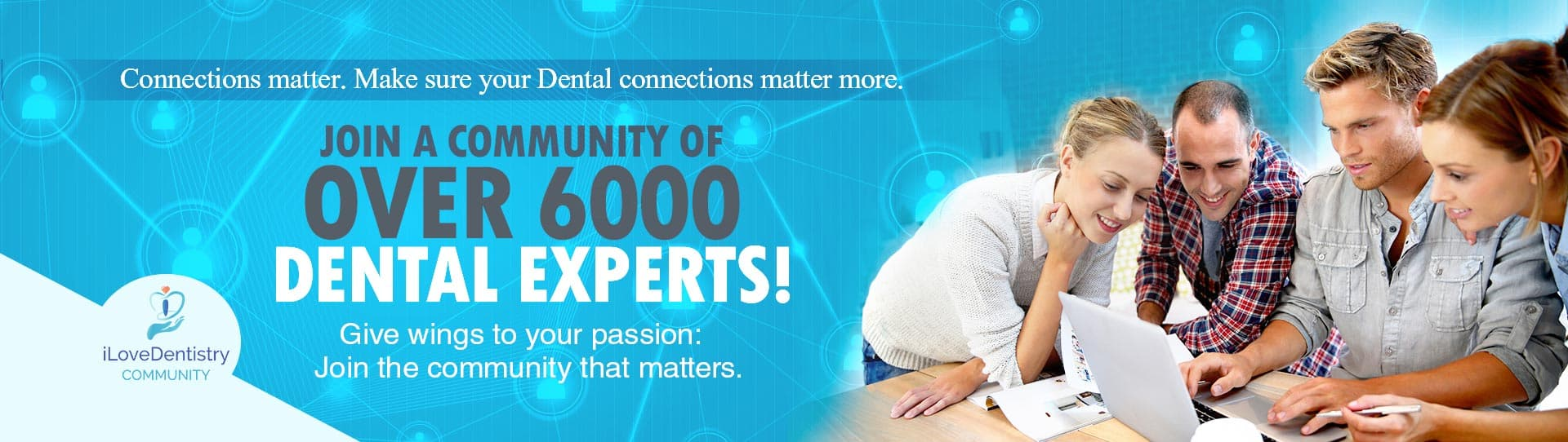 Over 4300 Dental Experts