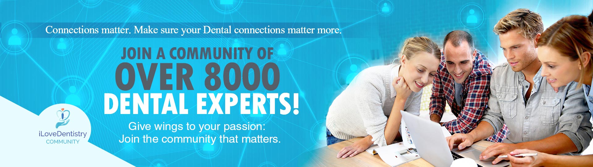 Over 4300 Dental Experts