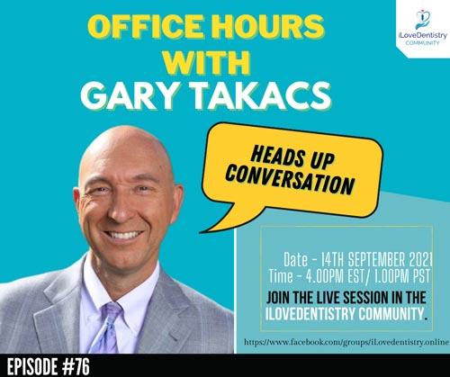 Office Hours Epsiode 14th September 2021